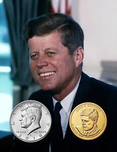 Kennedy-Half-Dollar-amp-Dollar-Set