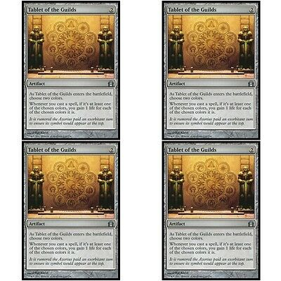 Wall Unc 4 x ELECTROSTATIC FIELD NM mtg Guilds of Ravnica Red