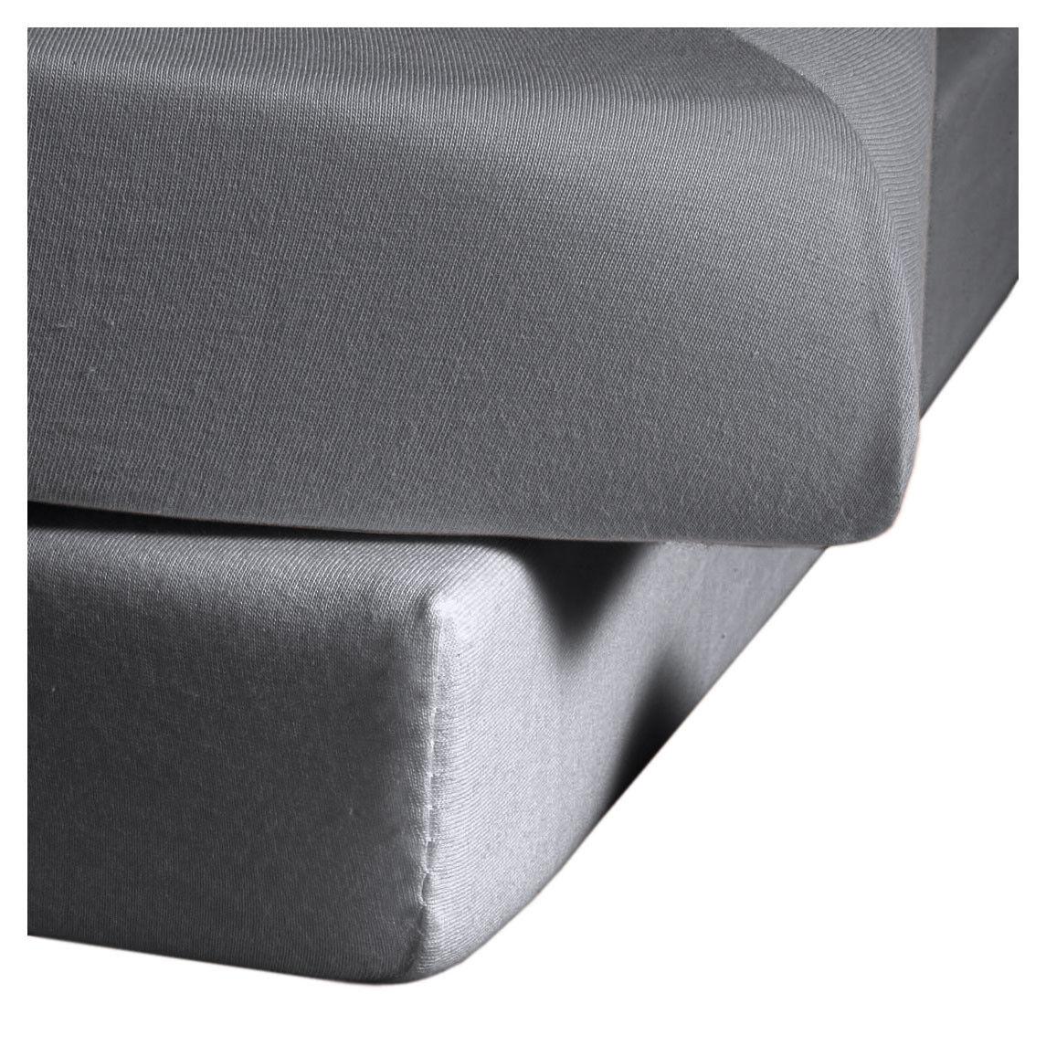 Fleuresse Spannbettlaken Comfort für Matratzenhöhe bis 26 cm geeignet