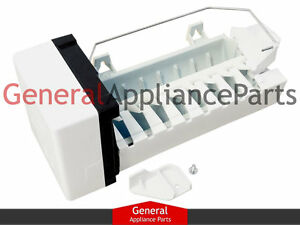 Amana-Maytag-Kenmore-Whirlpool-Refrigerator-Icemaker-D7824702-D7824701-D7767601