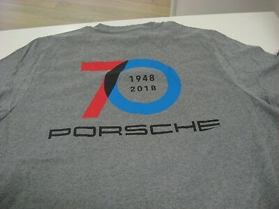 NEW Porsche 70 Years Collector/'s Tee Shirt No.12 WAP7110XL0KUSA  LIMITED EDITION