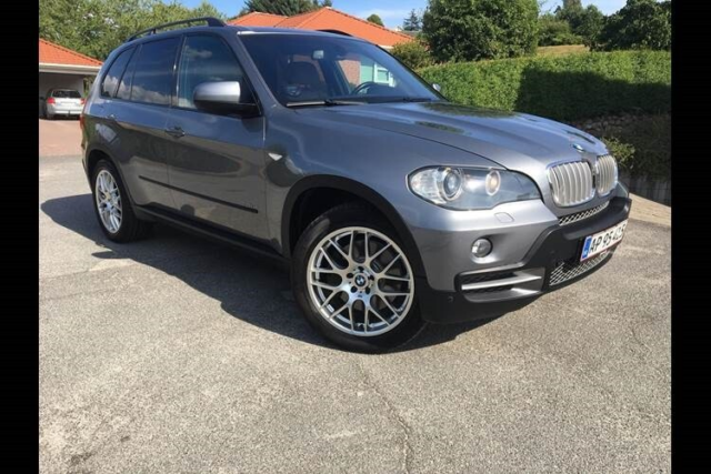 BMW X5, 3,0 SD Steptr., Diesel, 2008, aircondition, ABS,…