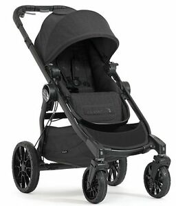 Baby-Jogger-City-Select-Lux-Compact-Fold-All-Terrain-Stroller-Granite-NEW