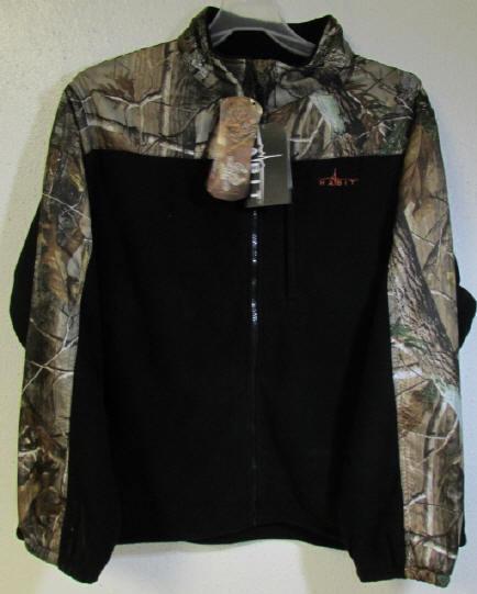 Habit Realtree Camo Fleece puha shell kabát szélálló új címkék