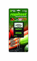 Rapitest Electronic Soil Plant Vegetable Flower Lawn Garden Tester Ph N-p-k