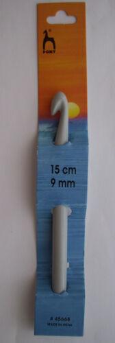 Crochet 9mm poney