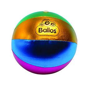 Glimmer Ballos (660-56), ein wunderschöner Ball mit Glitzer Effekt !