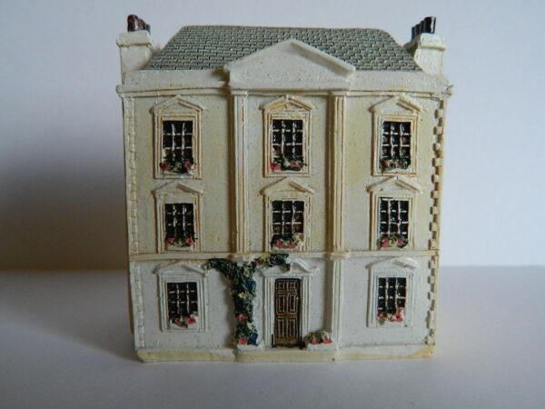 (m2) échelle 1/12th Maison De Poupées: Miniature Resin Dolls House Longue DuréE De Vie