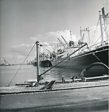 LE HAVRE  c. 1951 - Bateaux Paquebots au Port Seine Maritime  - Div 10001