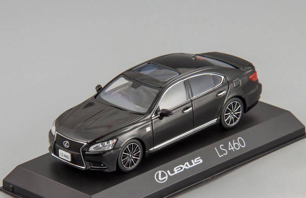 LEXUS LS460 F Sport 1 43 Kyosho 03659BK