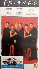 Friends   Season 2    Episodes 9 - 12     Cert 12     87 Minutes