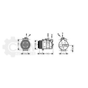 Compresor-aire-acondicionado-mercedes-clase-c-w203-T-Model-s203-coupe-cl203-c209-a209