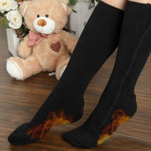 Heated Insoles Socks Wireless/&USB Rechargeable+Remote Controlled Warm Winter Pad