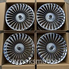 20 New Mult Spoke Chrome Wheels Rims Fits Mercedes Benz W222 S600 Maybach