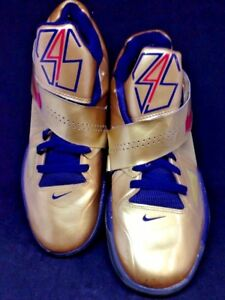 887e5f398834 Image is loading Nike-Zoom-KD-IV-Olympic-Gold-Kevin-Durant-