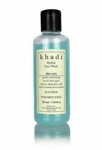 Khadi-Natural-Aloevera-Face-Wash-with-Scrubv-210ml-SLS-amp-PARABEN-FREE