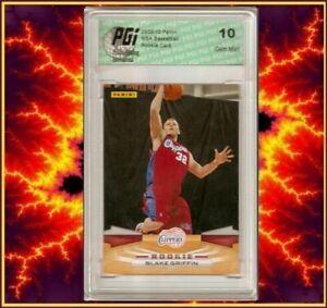 Blake-Griffin-2009-10-Panini-Rookie-Card-PGI-10-Layup-Clippers