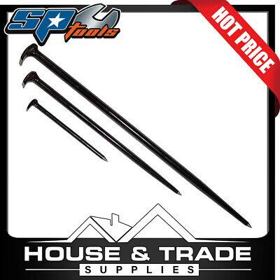 SP Tools Pry bar set 3Piece rolling head SP33820