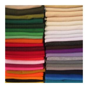 FELT-FABRIC-SHEETS-SOFT-FEEL-ART-amp-CRAFT-25-COLOURS-CARD-MAKING-MATERIAL