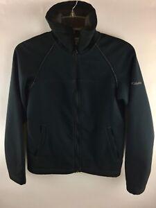 Columbia-Womens-Jacket-Black-Long-Sleeve-Size-XS