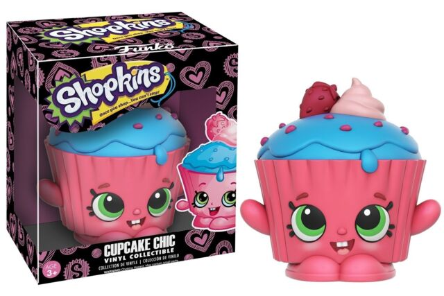 Funko - Vinyle Figurine : Shopkins - Cupcake Chic Action Neuf en Boîte