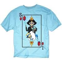 Adventure Time Ice King Simon Card T-shirt Men's Sz Xl