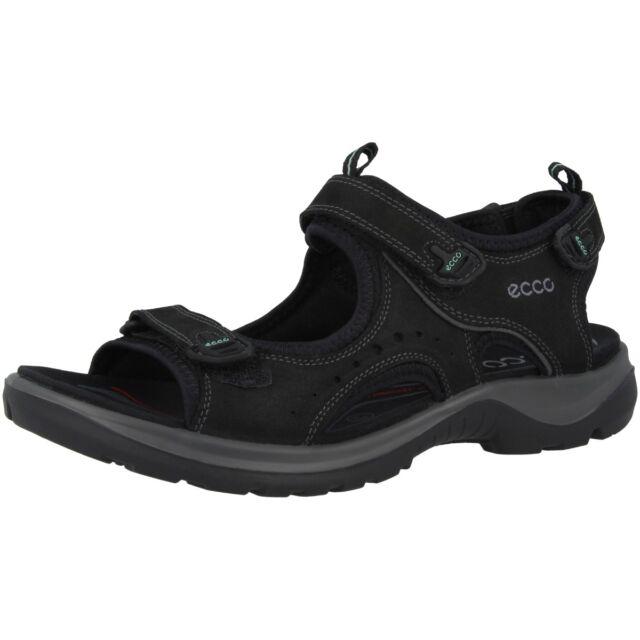 4624c8361 Ecco Offroad Andes II Mujeres Sandalia de Senderismo Zapatos Negro  822043-02001