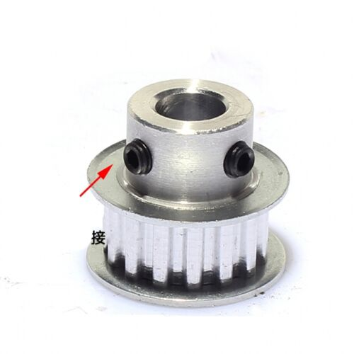 Qty1 XL12T Timing Belt Pulley Gear Wheel 5mm Bore For 3D Printer