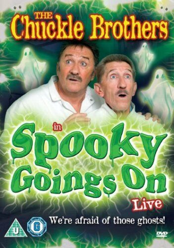 1 of 1 -  The Chuckle Brothers  'Spooky Goings On'   (DVD)    **Brand New**