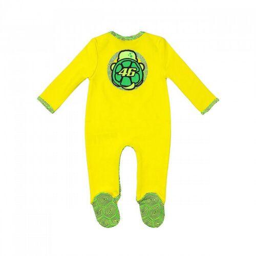 VR46 Offiziell Valentino Rossi Schildkröte Baby Overall Anzug Vrkoa 263901