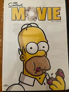 The Simpsons Movie Full Screen Edition Dvd Mike Dirnt Tre Cool Billie Joe A 24543484387 Ebay