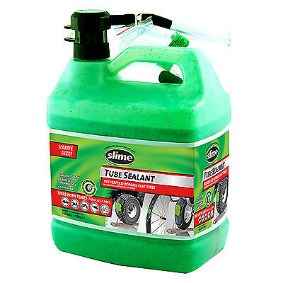NEW Slime Slime Tire Sealer 1-Gallon w pump Tube Only