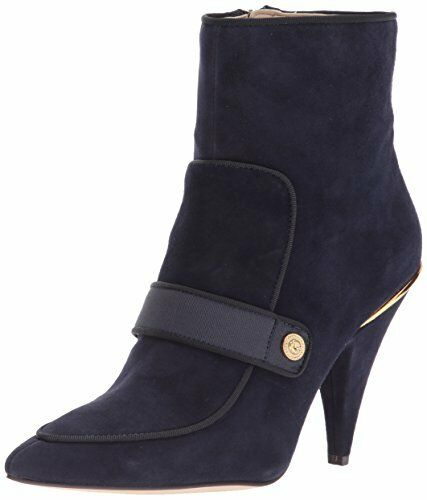 Nine West Para Para Para Mujer Bota al tobillo Panel Westham (Azul marino negro, 5.5M)  opciones a bajo precio