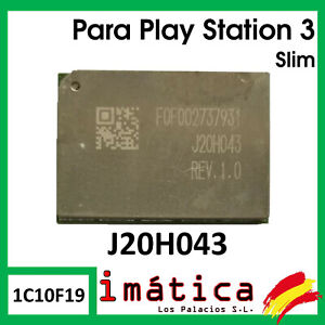 Ic-Chip-Wifi-Play-Station-3-Slim-3000-J20H043-Controller-Wi-Fi-Spare-PS3