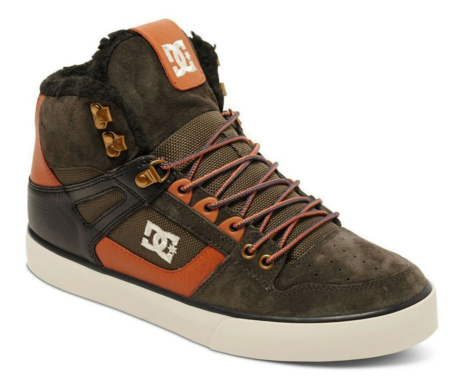 DC Shoes Men SPARTAN HIGH WNT- military - Winterboot - Gr.: 47-52  UVP.: 114,95