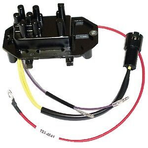 New Johnson//evinrude Regulators cdi Electronics 193-4641 35A Replaces 584641 585