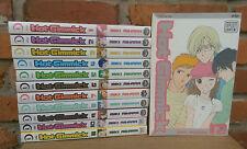 Hot Gimmick Complete Manga Lot- Volumes (1-12) 1,2,3,4,5,6,7,8,9,10,11,12, Anime