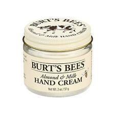 Burt's Bees Mandorla e Latte LOZIONE CREMA MANI 55g RRP £ 10.99 * BNWT *