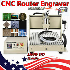 New Listing3 Axis 6040 Cnc Router Engraving Machine Metal Milling Engraving Machine 15kw