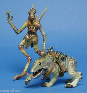 STAR WARS AOTC LOOSE VERY RARE MASSIFF WITH GEONOSIAN MINT CONDITION C10 - Southampton, Hampshire, United Kingdom - STAR WARS AOTC LOOSE VERY RARE MASSIFF WITH GEONOSIAN MINT CONDITION C10 - Southampton, Hampshire, United Kingdom