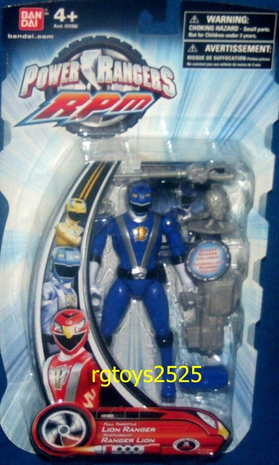 Power Rangers RPM Full Throttle 5