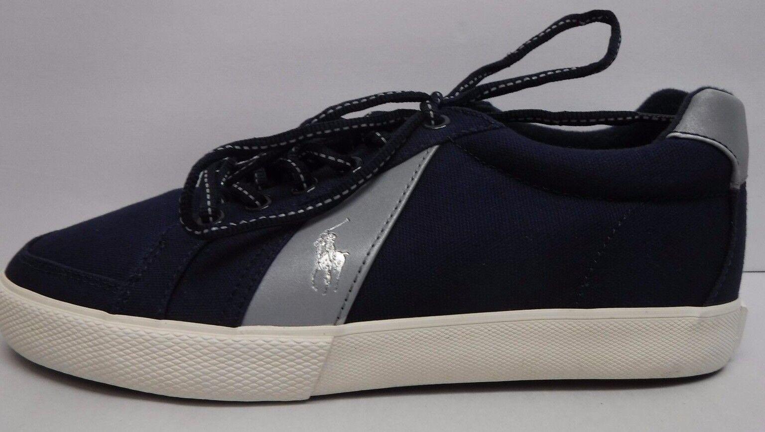 Polo Ralph Lauren Dimensione Dimensione Dimensione 8.5 blu scarpe da ginnastica New Uomo scarpe d57cae