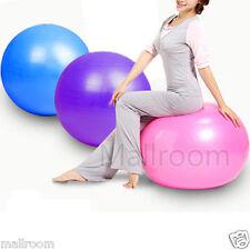 PVC Stress Reflexzonen Extension Yoga Ball Gymnastikball Gymnastikbälle 25/55cm