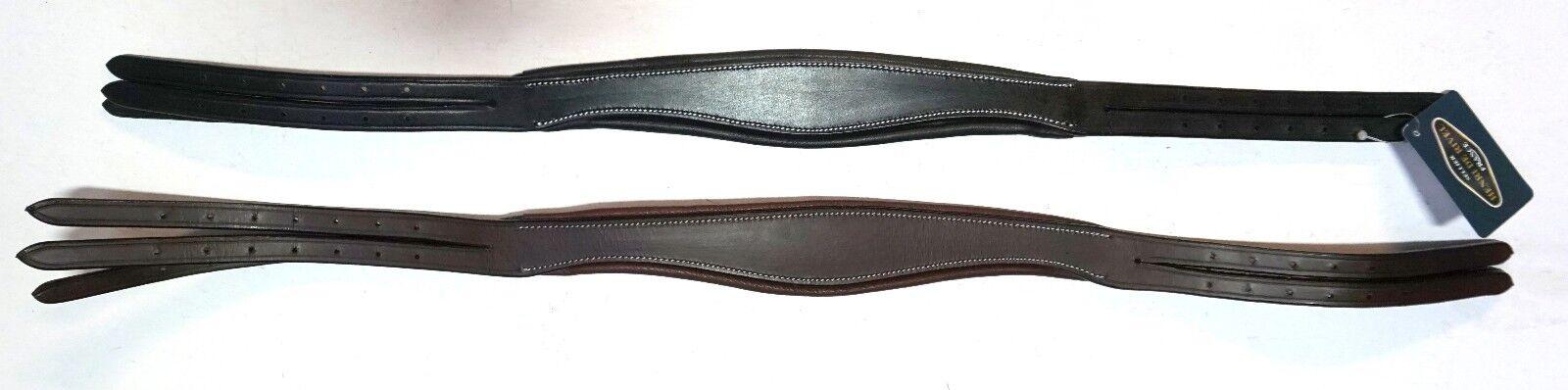 Henri de Rivel COB Size Replacement Padded  Leather Mono Crown Bridle Part  authentic