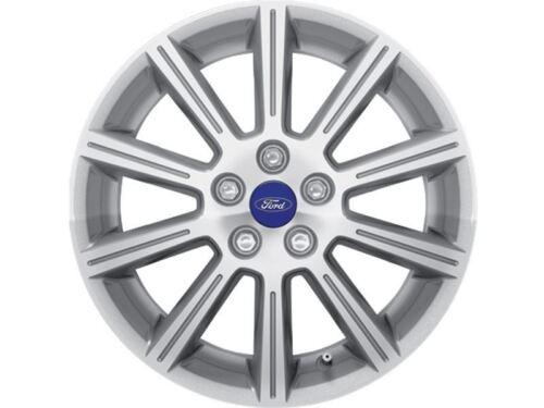 """10 habló de diseño 1510962 Genuine Ford Galaxy 17/"""" aleación rueda única"""
