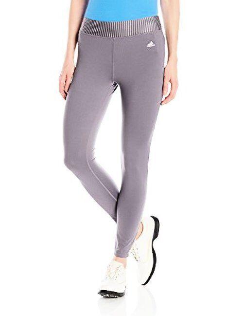 TaylorMade - Vêtements de golf adidas Leggings taille basse adidas pour femmes - Porter