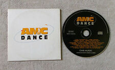 CD AUDIO INT /VARIOUS AMC DANCE CD PROMO 301 4302 CRN MUSIC 18T (JUST LUIS, UKH)