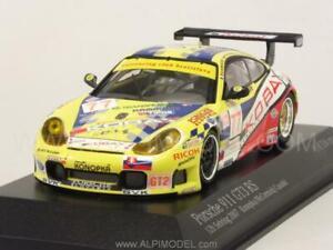 Porsche 911 Gt3 Rs Autoracing Club Bratislava 12h Sebr 1:43 Minichamps 400076977