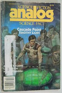 Analog-Science-Fiction-Dec-1983-Arthur-C-Clarke-Spider-Robinson-Zahn-Niven