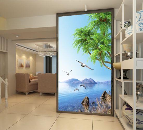 3D delfino 367 Parete Murale Foto Carta da parati immagine sfondo muro stampa